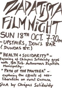 Zap Film Poster