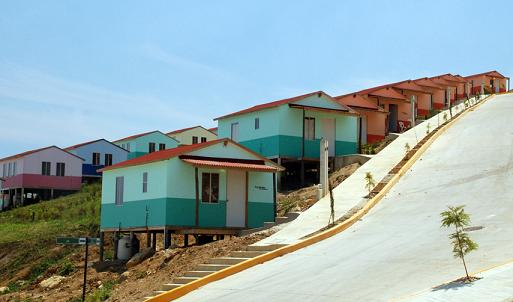 Colonia Lebaron Mexico Map.Apartheid Housing Posed As Solution To Climate Vulnerability In